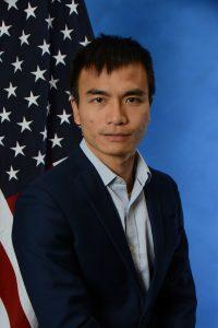 Bin Zheng Headshot