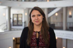 Silvia Serrano Guzmán Headshot