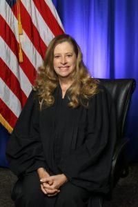 Judge Covington Heashot