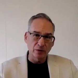 Professor Randy Barnett speaking