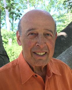 Headshot of Ervin Staub