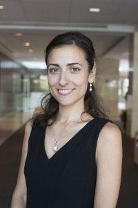 Professor Marta Baffy Headshot