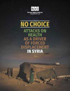 Cover of HRI report
