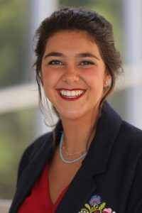 Photograph of Anna Bensoussan