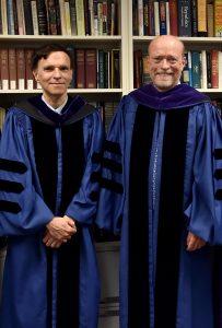Judge Robert A. Katzmann, and Dean Treanor