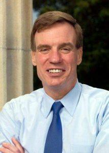 Senator Mark Warner Headshot