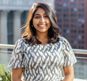 Photograph of Panya Gupta