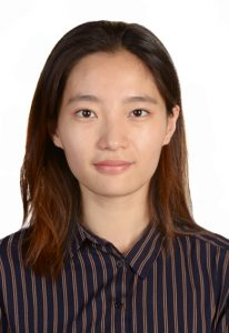 Photograph of Xinyuan Tan
