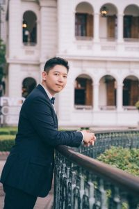 Photo of Terence Hao